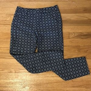 Ankle work pants